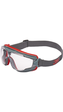 3M Goggle Gear 500-Series Clear Adjustable 1Pk BP ANSI Approved