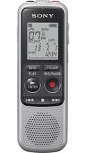 Sony Digital Voice Recorder Silver 1Pk BP