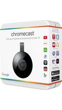 Google Chromecast V3 Black 1Pk Box