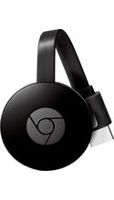 Google Chromecast Black 1Pk Box