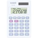 Casio HS-4GS Basic Handheld Calculator - White 1Pk BP