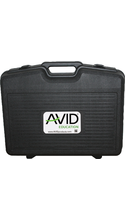 Avid Products AVID Education Storage Case - Black Black 60x47x52cm 3Ct Not in Retail Packaging