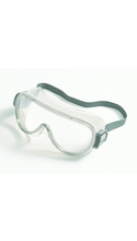 Encon 500 Series Chemical Splash and Impact Protective Goggles - Clear Adjustable 1Ct Box ANSI Approved