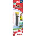 Pentel Super Hi-Polymer Replacement Lead - Gray .9mm-HB 30Ct BP 1Pk