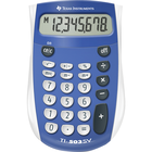 TI-503 SuperView Calculator Blue 1Pk BP