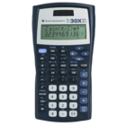 30X IIS Scientific Calculator - Black Bulk