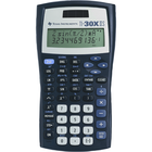 TI 30X IIS Scientific Calculator - Black 1Pk BP