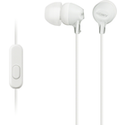 Sony Fashion Color EX In-Ear Earbuds with Mic - White BP