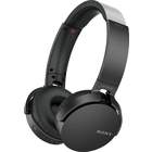 Sony Extra Bass Wireless Over-Ear Headphones - Black Box