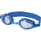Leader Castaway Team Swim Goggle - Clear-Blue Adult 1Pk BP