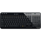 K360 Wireless Keyboard - Black 15x6in 1Ct Box