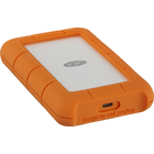 LaCie Rugged USB-C - Orange 1TB BP USB 3.1 & USB C Interfaces