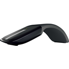 Arc Touch Wireless Mouse - Black 5.5x5.5x1.85in 1Pk BP Bluetooth