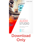 MAGIX SOUND FORGE Audio Studio 12 Academic - Win ESD Multi-Lingual