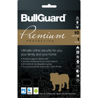 BullGuard Premium Protection 2018 Educational - Mac-Win-Android Activation Card 1 Year - 10 Devices English-French