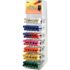 Bistro Chalk Marker Display Asst Broad 84Ct Counter Display Classic/Fluorescent