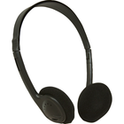AE-711 On-Ear Headphones - Black Box