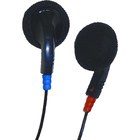 Earbuds - Black Foam Earpads