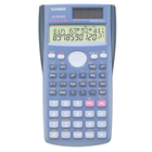 Casio FX-300MS Plus Scientific Calculator - Blue 1Pk BP