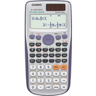 Casio FX-115ESPLUS Scientific Calculator - Silver 1Pk BP
