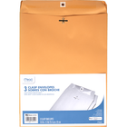 Clasp Envelope - Brown Kraft 10x13in 3Pk BP