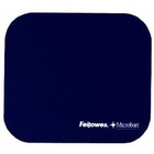 Fellowes Microban Mouse Pad - Blue 8x9in BP
