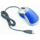 Fellowes HD Precision Optical Mouse - Blue BP
