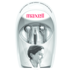 Maxell EB-125 Stereo Earbud - Silver BP