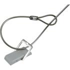 Kensington Desk Mount Cable Anchor - Silver 3.5in 1Pk BP