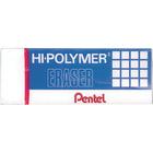 Pentel Hi-Polymer Block Eraser - White Small Bulk