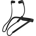 Skullcandy Smokin Buds 2.0 Wireless In-Ear Earbuds with Mic - Black-Chrome BP