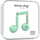 Happy Plugs Earbuds Plus with Mic - Mint BP