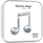 Happy Plugs Earbuds Plus with Mic - Space Gray BP
