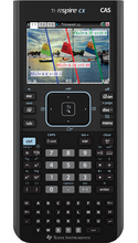 TI-Nspire CX CAS Graphing Calculator
