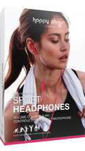 Happy Plugs Sport In-Ear Headphones