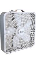 Comfort Zone Three-Speed Portable Box Fan