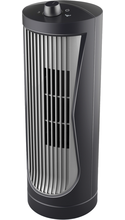 Comfort Zone Oscillating Tower Desk Fan