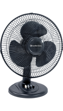 Comfort Zone Oscillating Table Fan