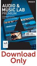 MAGIX Audio & Music Lab Premium Commercial