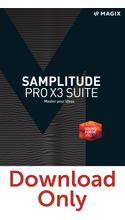 MAGIX Samplitude Pro X3 Suite Academic