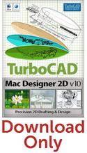 IMSI TurboCAD Mac Designer 2D v10