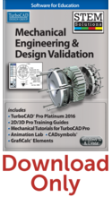 IMSI Mechanical Engineering & Design Validation 2017 STEM Solution
