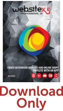 Incomedia Website X5 Pro 12