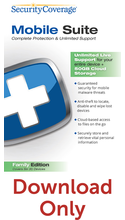 SecurityCoverage Mobile Suite Family