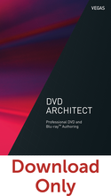 MAGIX VEGAS DVD Architect Commercial