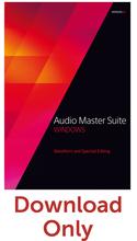 MAGIX Audio Master Suite 2.5 Commercial