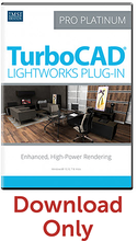 IMSI LightWorks Plug-in for TurboCAD 2017 Pro and Pro Platinum