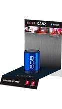808 Audio Canz Single-Shot Active Display