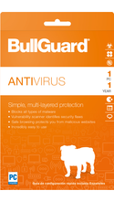BullGuard Antivirus 2018 Educational