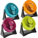 Comfort Zone High Velocity Turbo Desk Fan